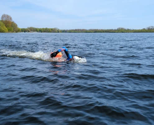 Buitenwater zwemfoto - Foto: Personal Swimming
